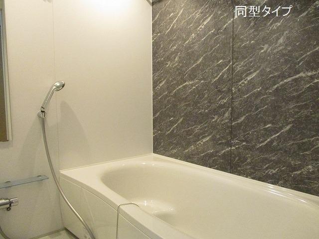 アソシエ 01020号室の風呂