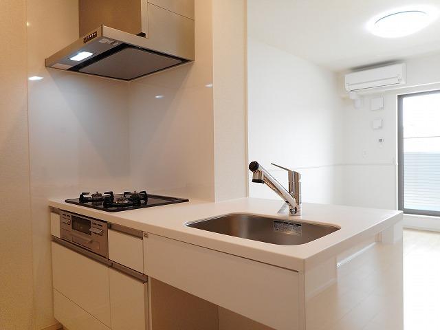 アソシエ 02010号室の風呂