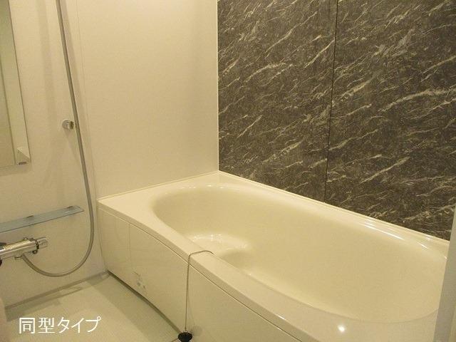 アソシエ 02030号室の風呂