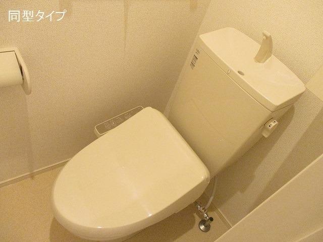 アソシエ 02030号室のトイレ