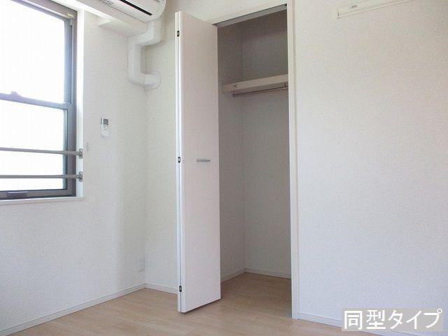 アソシエ 02030号室の収納