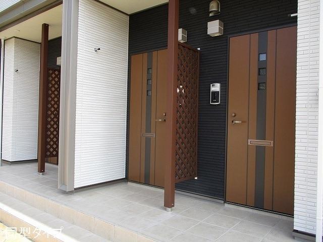 アソシエ 02050号室のエントランス