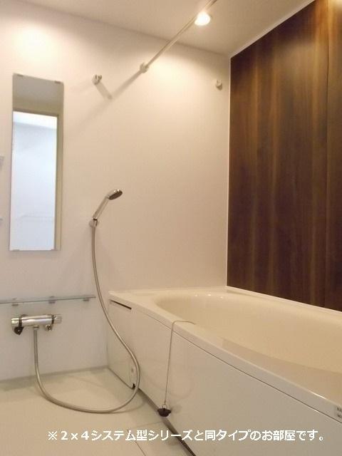 メゾン・ラフレシール A 01020号室の風呂