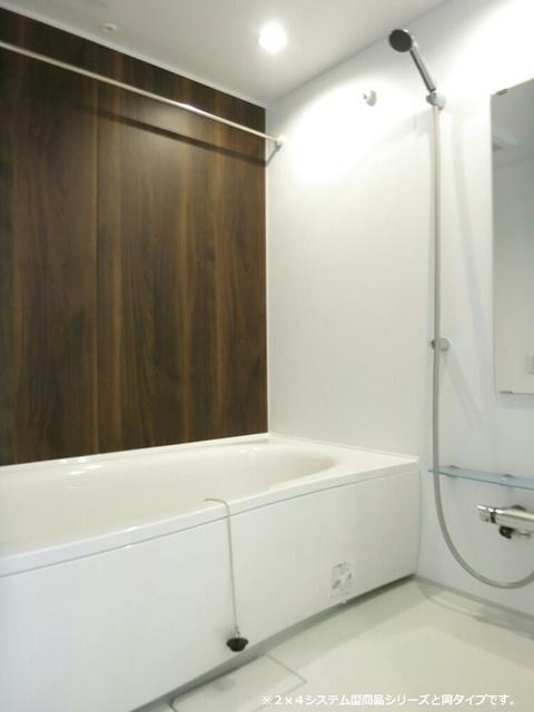 メゾン・ラフレシール B 01010号室の風呂