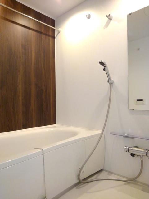 メゾン・ラフレシール B 01020号室の風呂