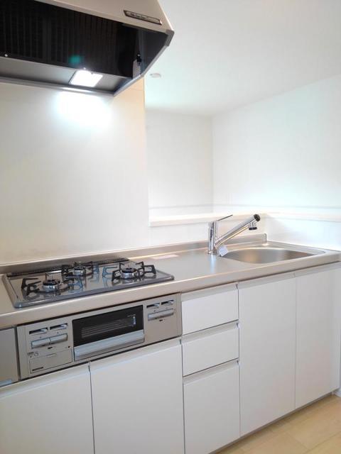 メゾン・ラフレシール B 01030号室のキッチン