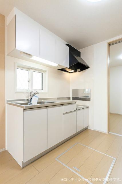 クレール フォンテーヌ 01010号室のキッチン