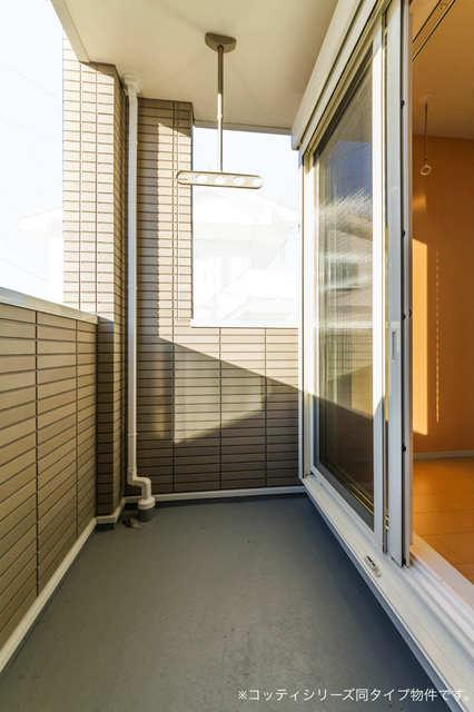 クレール フォンテーヌ 01010号室のトイレ