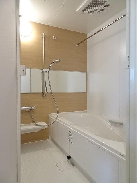 シャルマン 01010号室の風呂