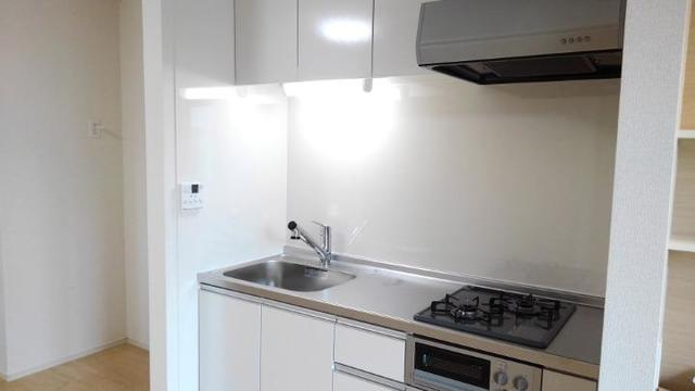 ノイ グランツ 01030号室のキッチン