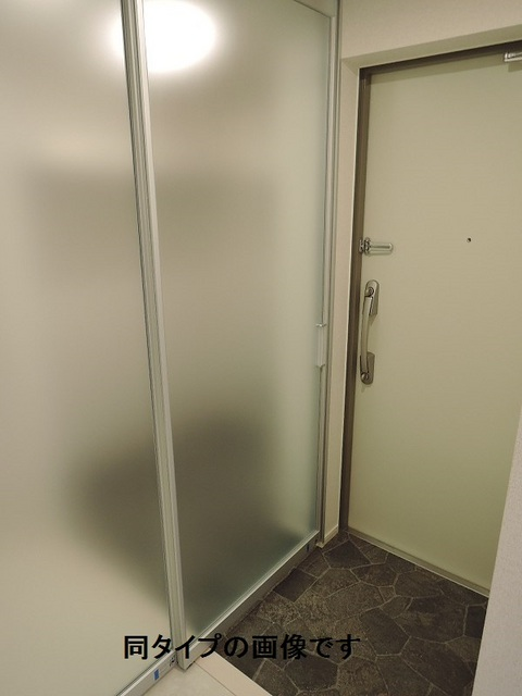 グランツ聖蹟 02040号室の玄関
