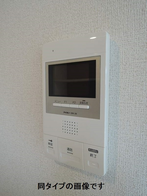 グランツ聖蹟 02040号室のセキュリティ