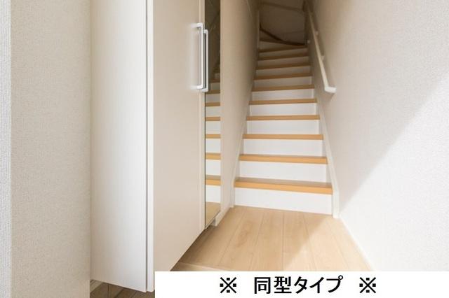エクセル町田 02010号室の玄関