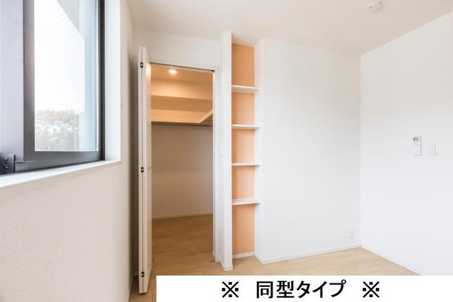 エクセル町田 02010号室の収納