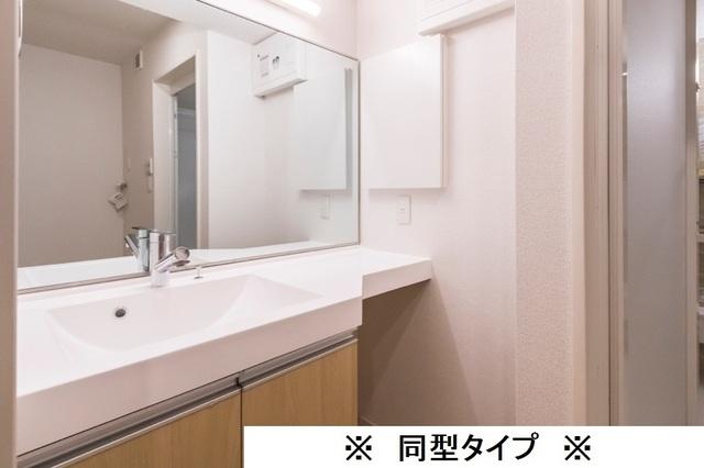 エクセル町田 02010号室の洗面所