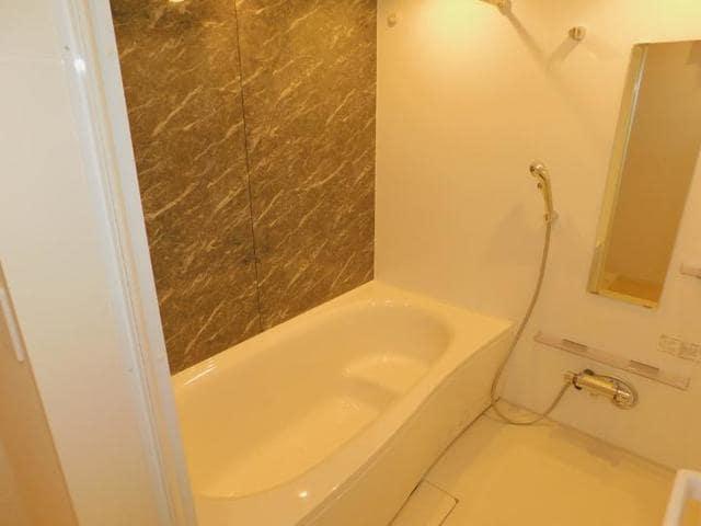 ラディーナB 01020号室の風呂