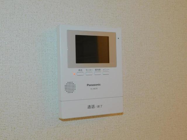 ラディーナB 01020号室のセキュリティ