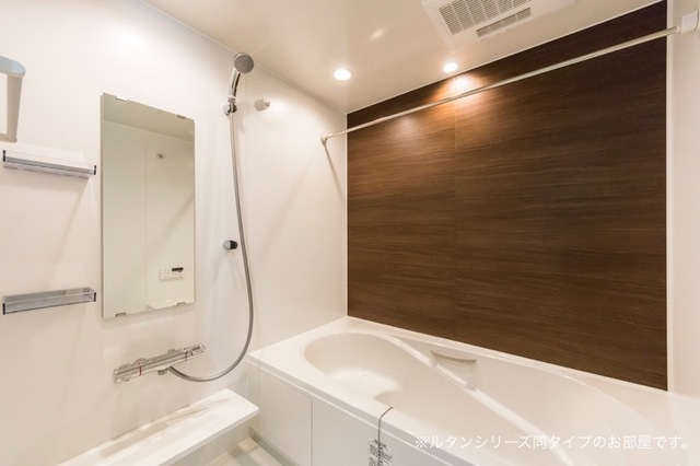 NFヴィレッジ Ⅰ 01010号室の風呂