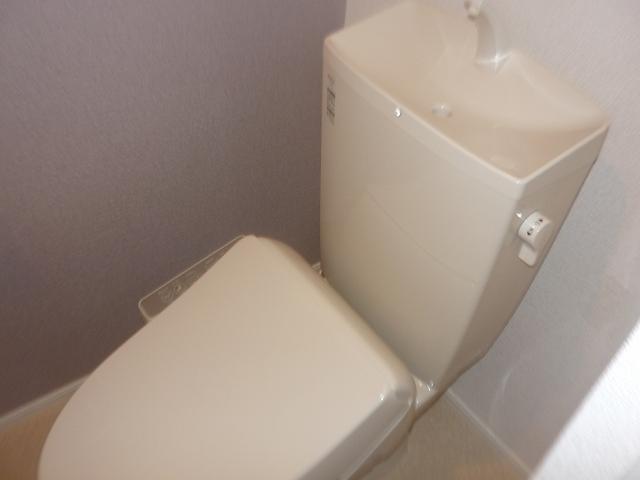 カファーラJ 01010号室のトイレ