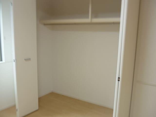 カファーラJ 01010号室の収納