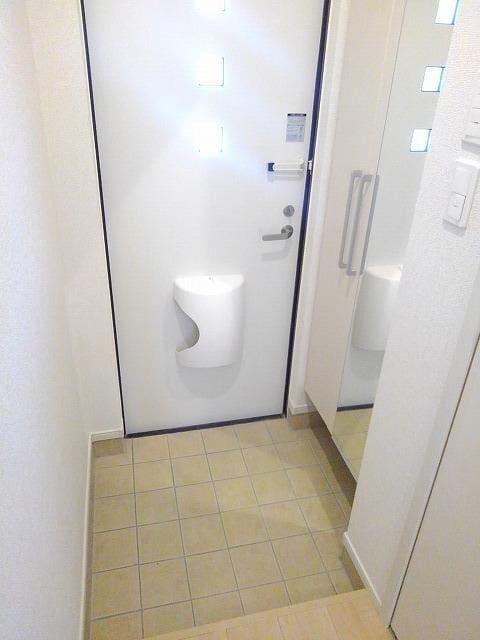 Villa 朱雀 01040号室の洗面所