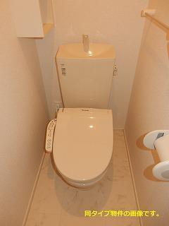 スックワームJ 01010号室のトイレ