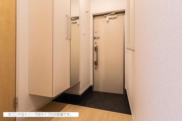 イデアル 01010号室のセキュリティ
