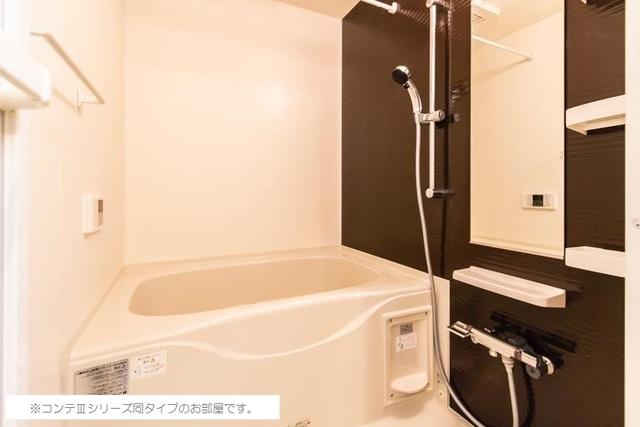 イデアル 01010号室の風呂