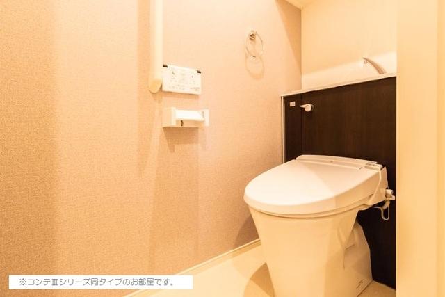 イデアル 01010号室のトイレ