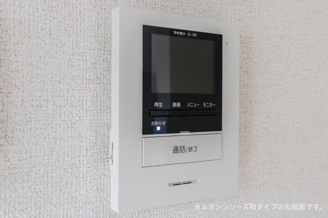 インフィニティ 01020号室のセキュリティ