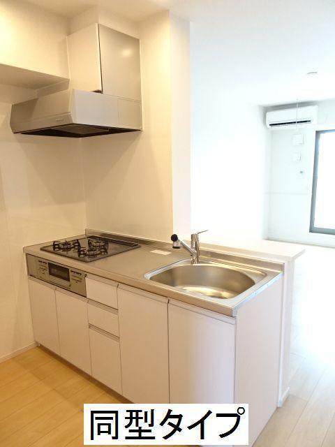 カーサ ブローテF 02020号室のキッチン