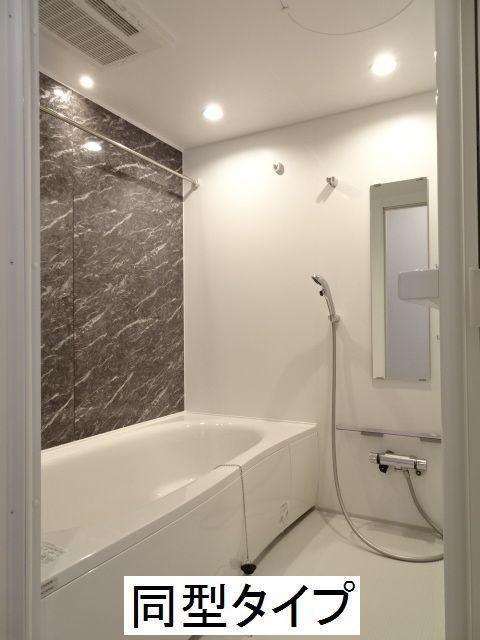 カーサ ブローテF 02020号室の風呂
