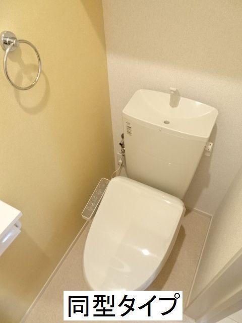 カーサ ブローテF 02020号室のトイレ