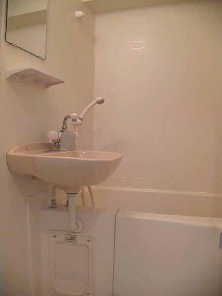 ルーブル学芸大学参番館 301号室の風呂