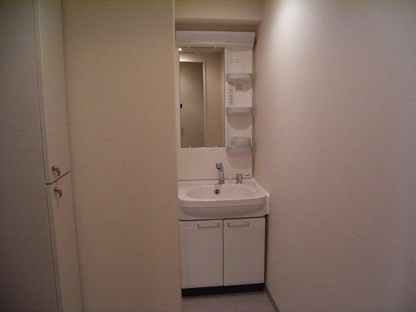 フェニックス品川小山 506号室の洗面所