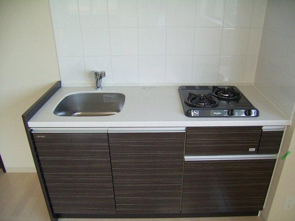 フェニックス品川小山 506号室のキッチン