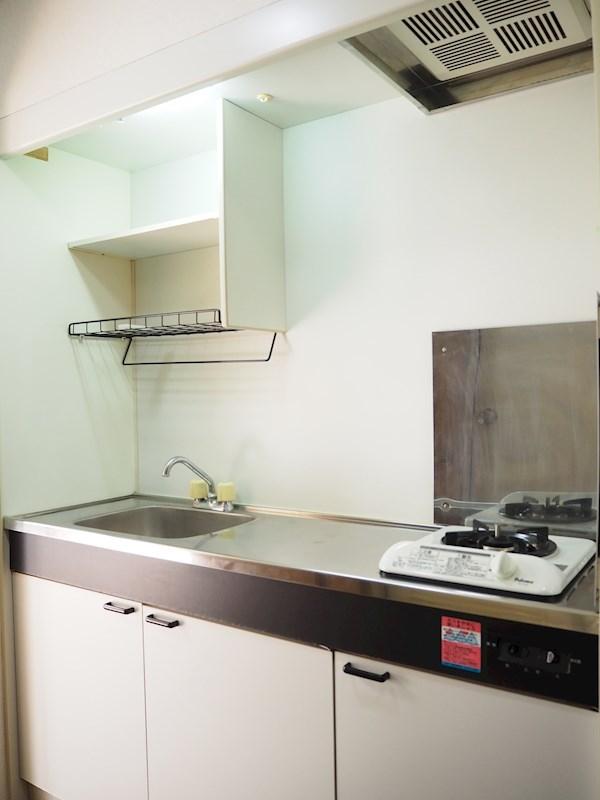 ルーブル池尻大橋 308号室のキッチン