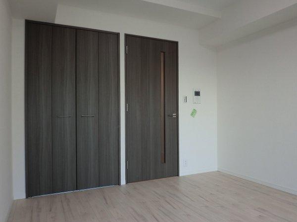 フェニシア学芸大学 604号室のベッドルーム