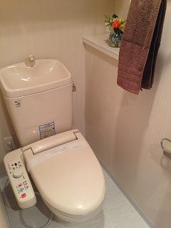 エスコート都立大学 602号室のトイレ
