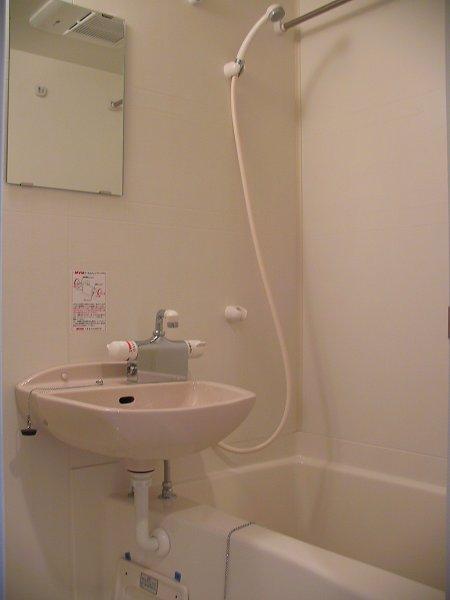 ルーブル都立大学参番館 201号室の風呂