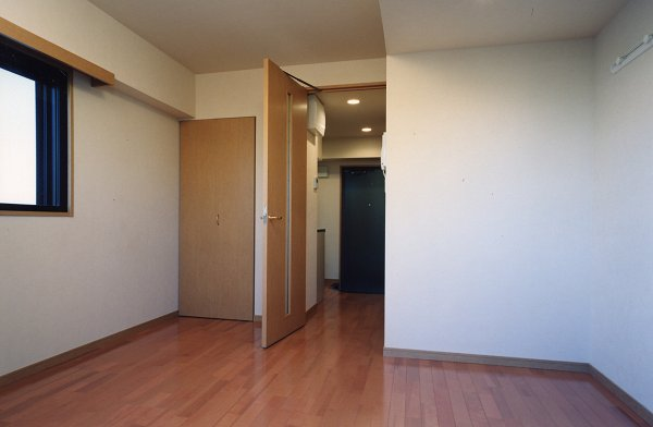 ルーブル都立大学参番館 201号室のベッドルーム