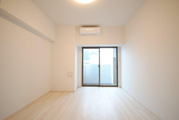 プレミアムキューブ・ジー・駒沢大学 1301号室のベッドルーム