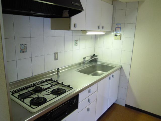 フィオーレ新宿 409号室のキッチン
