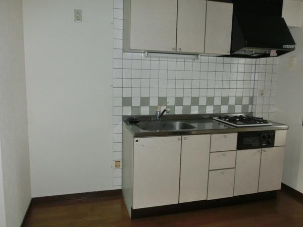 オードリーマンション 302号室のキッチン