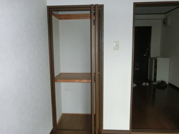 オードリーマンション 302号室の収納