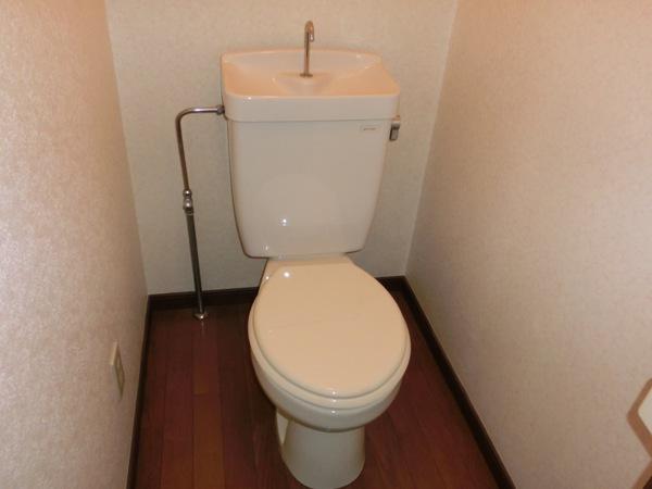オードリーマンション 302号室のトイレ