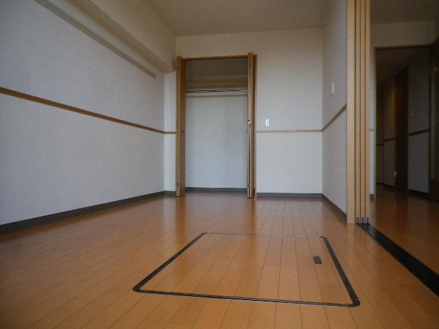 ルネス ドゥ エクスアン プロヴァンス 202号室のベッドルーム