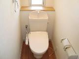 サンジュールイーストB 102号室のトイレ