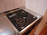 サンジュールイーストB 102号室のキッチン