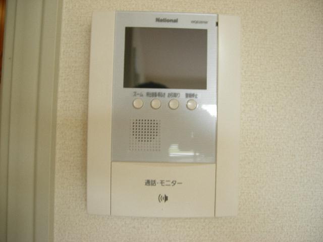 サンジュールイーストB 102号室のセキュリティ